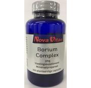 Nova Vitae Borium complex 3 mg