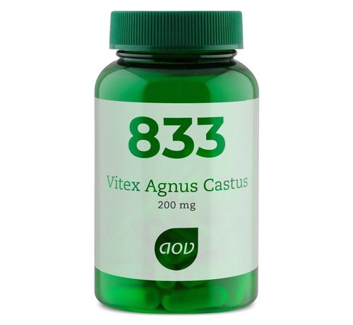 AOV 833 Vitex Agnus Castus 200mg