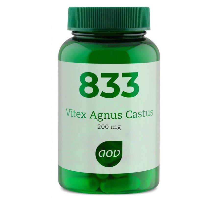 833 Vitex Agnus Castus 200mg