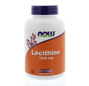 NOW Foods Lecithine 1200 mg