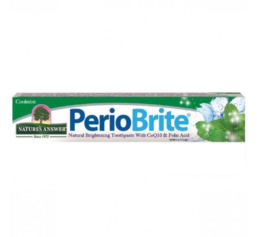 Periobrite natuurlijke tandpasta