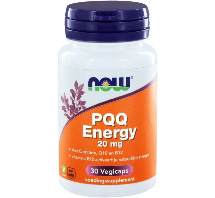 PQQ Energy 20mg