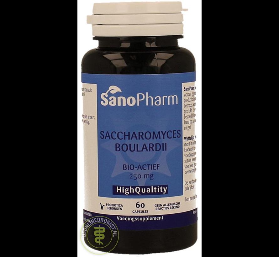 Saccharomyces Boulardii 250mg
