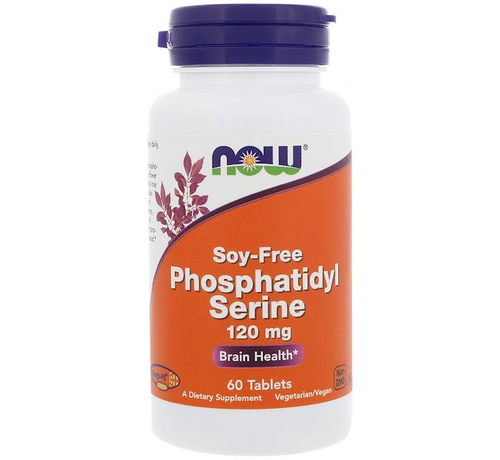 NOW Foods Phosophatidyl Serine 150mg