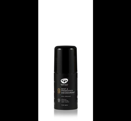 Green people Men deodorant  9 Mint & Prebiotics 75ml