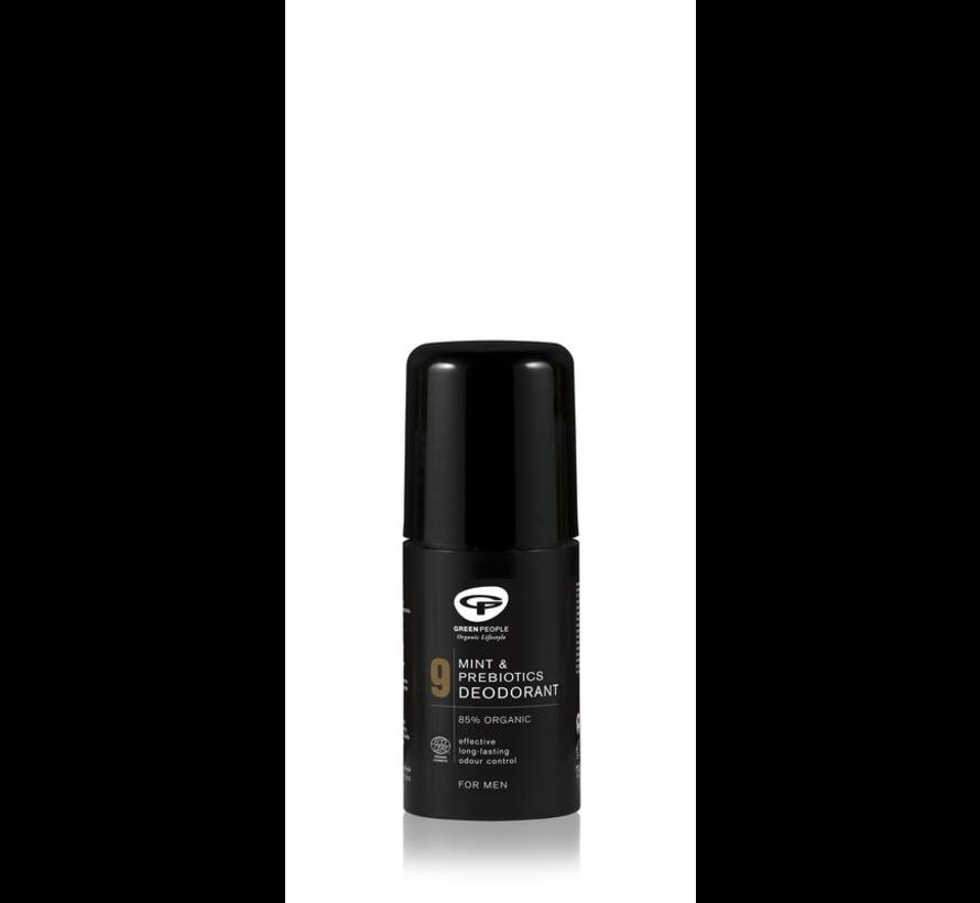 Men deodorant  9 Mint & Prebiotics 75ml