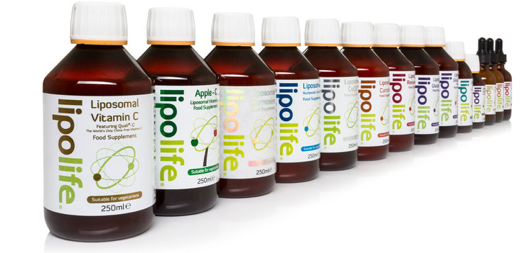 Liposomale Vitamine C Produkte