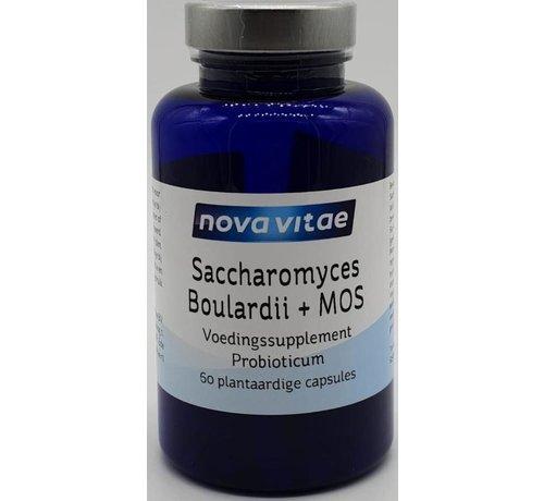 Nova vitae Saccharomyces Boulardii + MOS