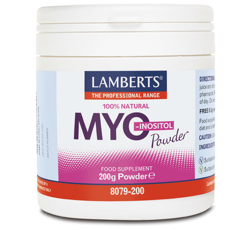 Lamberts Myo-Inositol 200mg