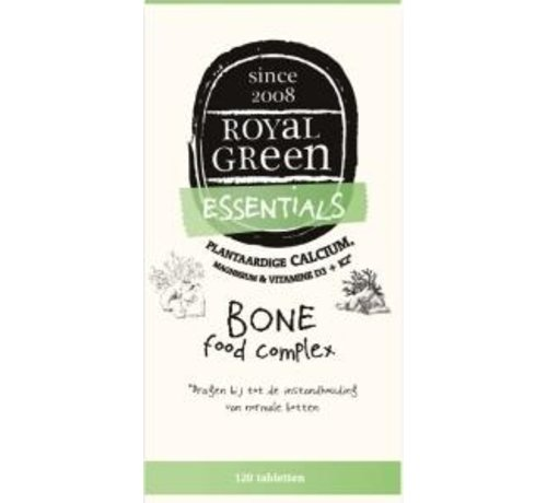 Royal Green Bone Food Complex 120 tabletten