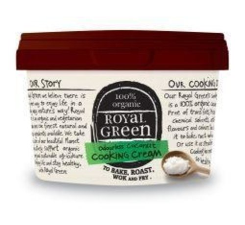 Royal green Cooking Cream Coconut 2500ml