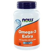 NOW Foods Omega-3 Extra 500 mg EPA 250 mg DHA