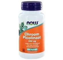 Chroom Picolinaat 200 100 capsules