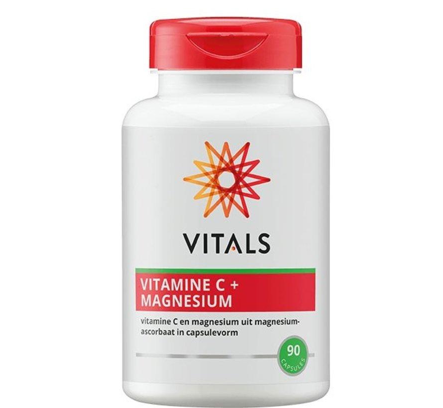 Vitamine C met magnesium
