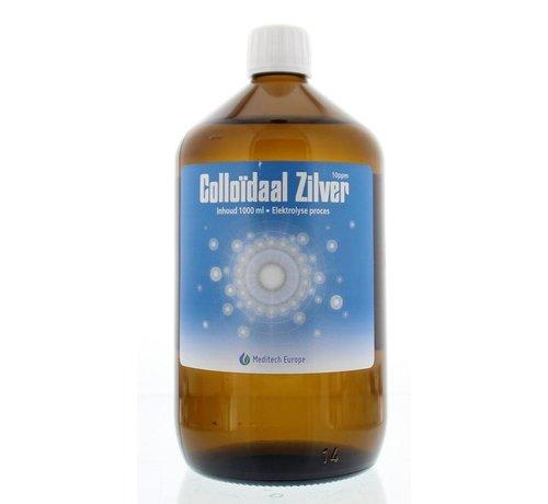 Meditech Colloidaal zilver water 1 liter