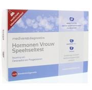 Medivere Hormonen vrouw speekseltest
