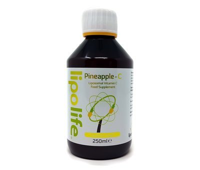 LipoLife Liposomal Vitamin C Pineapple-C  250ml