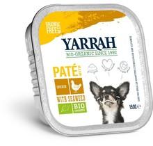Biologisch hondenvoer pate met kip 150g