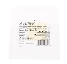 Actilite manuka non adh. netverband viscose 5 x 5 1st