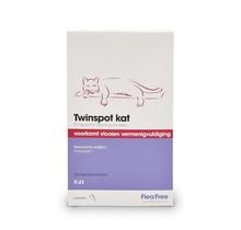 Flea free twinspot kat 2 stuks