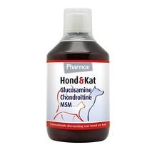 Hond & kat glucosamine chondroitine & msm 500ml
