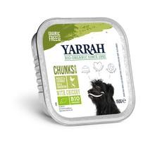 Hond alucup brokjes kip en groente 150 gram