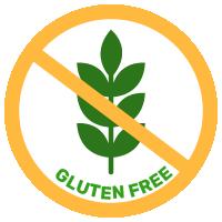 Graan en glutenvrij product