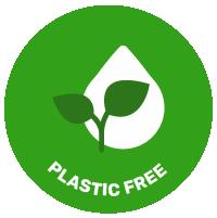plastic vrij verpakt