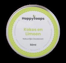 Natuurlijke Deodorant - Kokos en Limoen