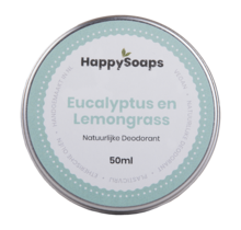 Natuurlijke Deodorant - Eucalyptus en Lemongrass