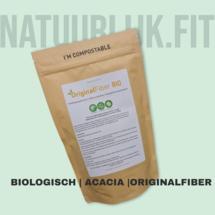 pure Organic Acacia Fibers