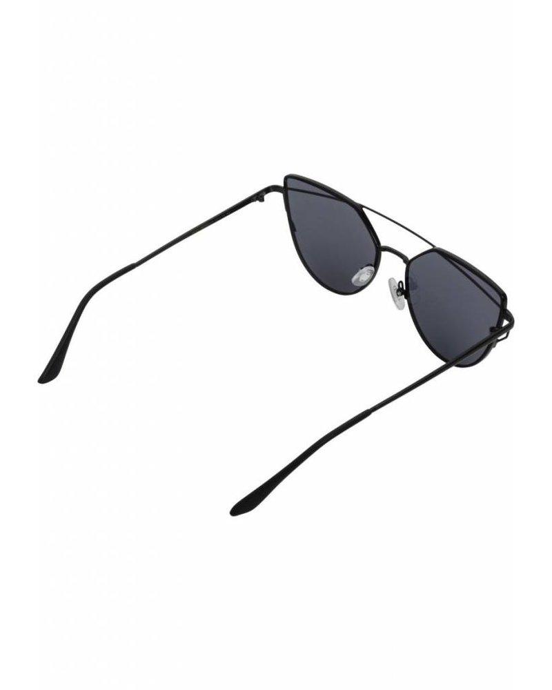 Broozz Streetwear Sunglasses WayCat - Black