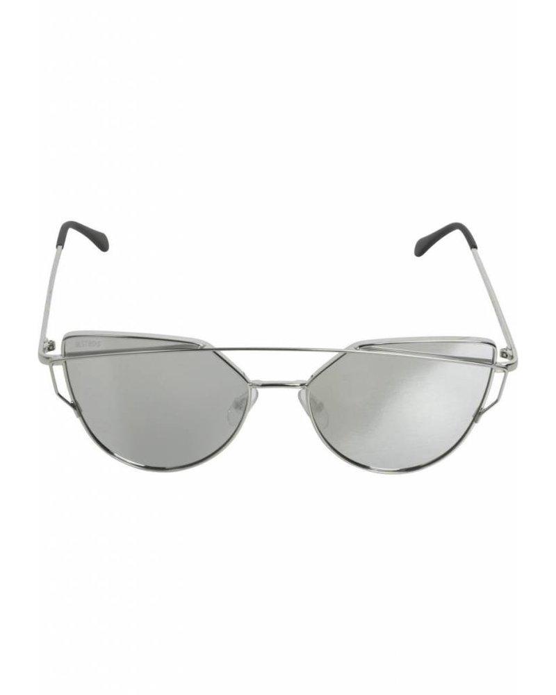 Broozz Streetwear Sunglasses WayCat - Silver