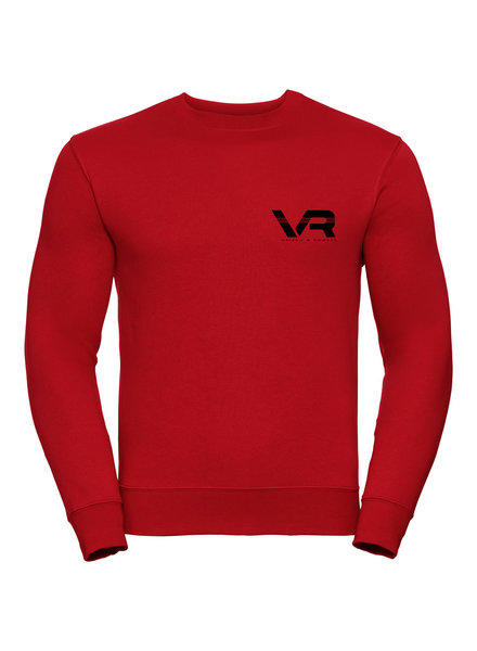 Vaiks L & Rowses Vaiks L & Rowses-Brand Men Sweater-Rood-Zwart-Klein
