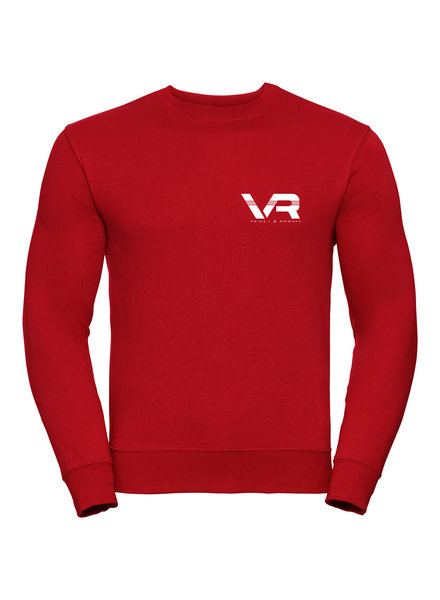 Vaiks L & Rowses Vaiks L & Rowses-Brand Men Sweater-Rood-Wit-Klein