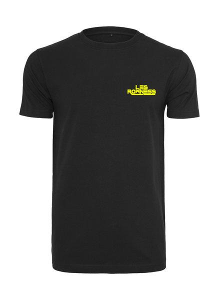 Les Rowness Brand - T-Shirt - Neon Groen
