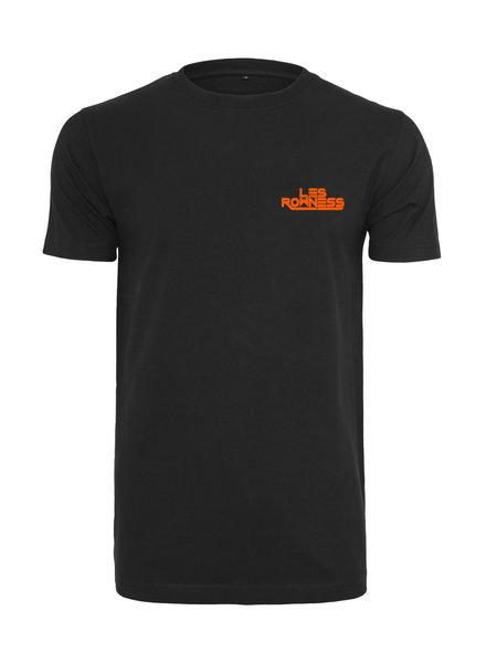 Les Rowness Brand - T-Shirt - Neon Oranje