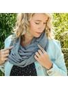 Damen Rundschal   Modell: LOOP Schal