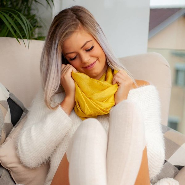 Damen Seidenschal | Modell: PRIMA DONNA