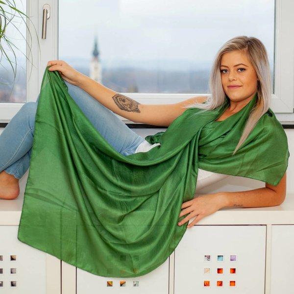 Damen Seidenschal   Modell: PRIMA DONNA