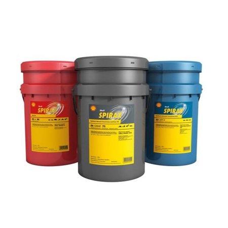 Shell Spirax S4 G 75W-90 - Transmissieolie