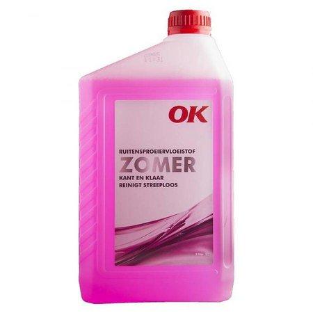 OK Olie Ruitensproeiervloeistof Zomer