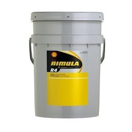 Shell Rimula R4 Multi 10W-30 - Heavy Duty Engine Oil