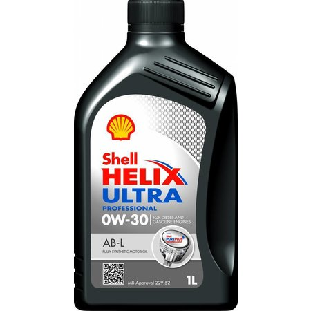 Shell Helix Ultra Pro AB-L 0W-30 - Motorolie
