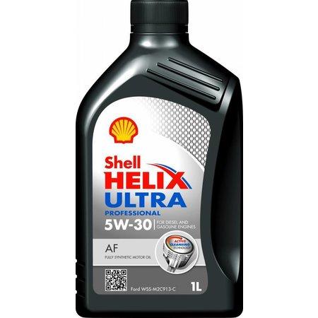 Shell Helix Ultra Pro AF 5W-30 - Motorolie
