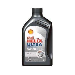 Shell Helix Ultra Pro AP-L 5W-30 - Motorolie