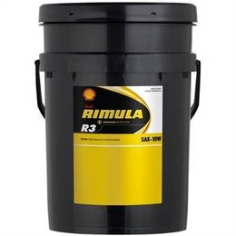 Shell Rimula R3 10W (CF) - Heavy Duty Engine Oil