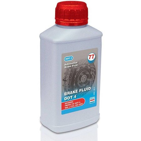 77 Lubricants DOT 4 - Remvloeistof