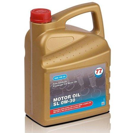 77 Lubricants Motorolie SL 0W-30