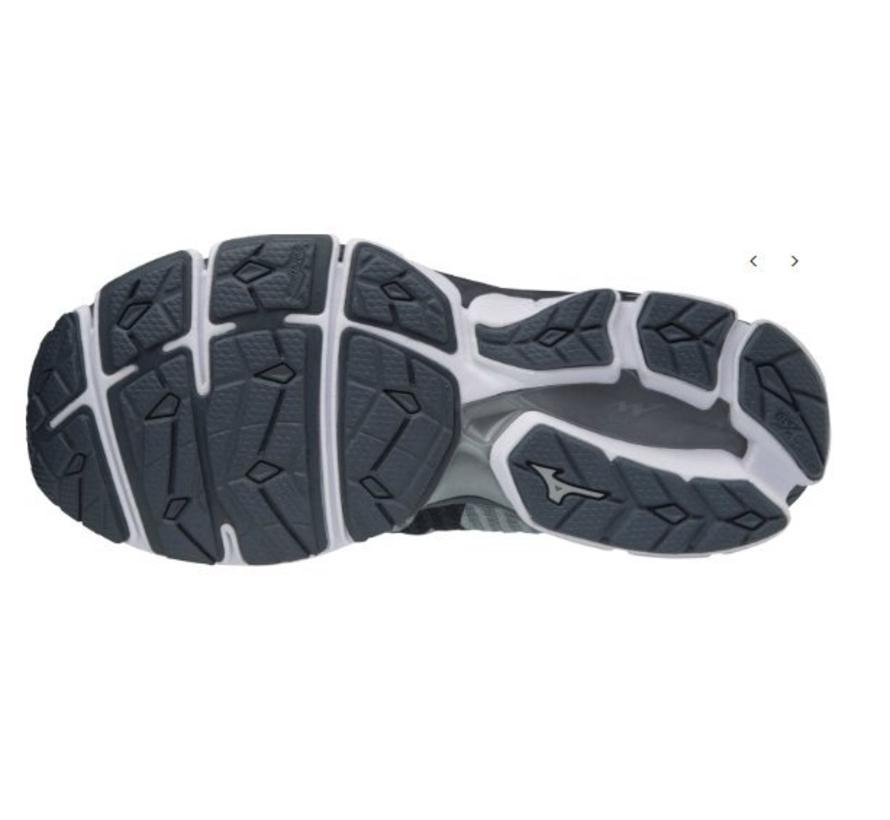 Mizuno Waveknit s1 grijs hardloopschoenen dames
